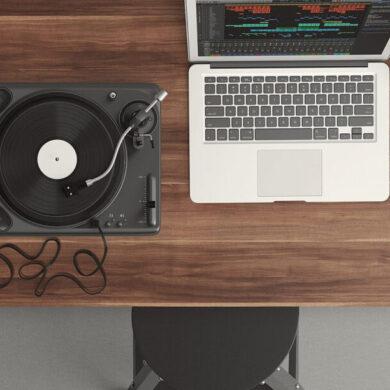Simple DJ Gear